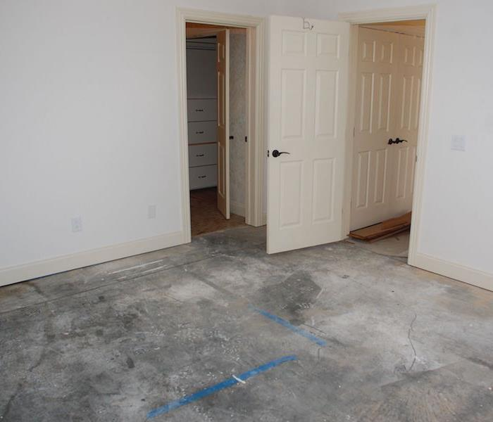 Water Damage – Cape Canaveral Residence